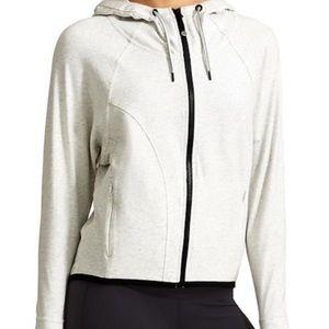 Athleta sentry anorak full zip jacket